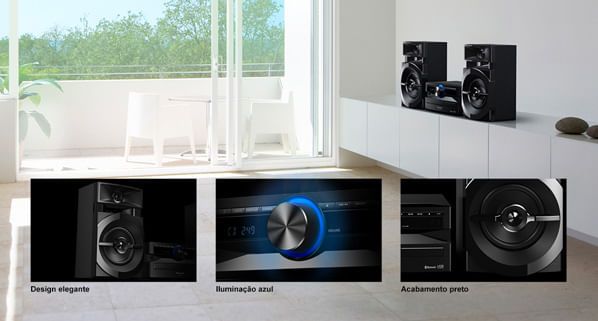 Subwoofer integrado