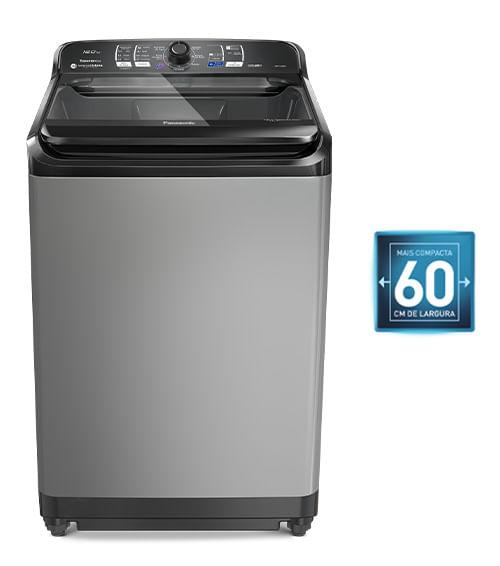 Lavadora de roupas NA-F120B1TA Panasonic