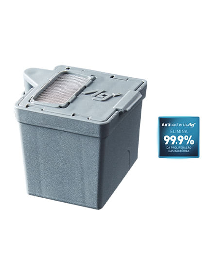 Lavadora de roupas NA-F160B6WA Panasonic