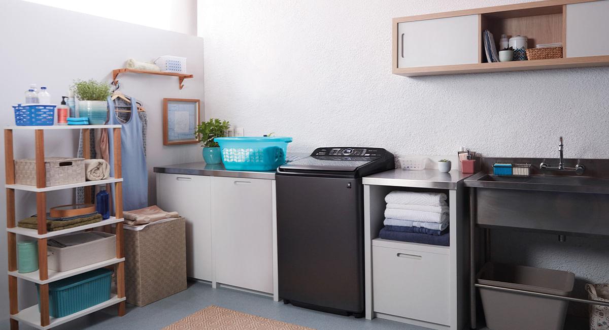 Lavadora de roupas NA-F170P6TA Panasonic