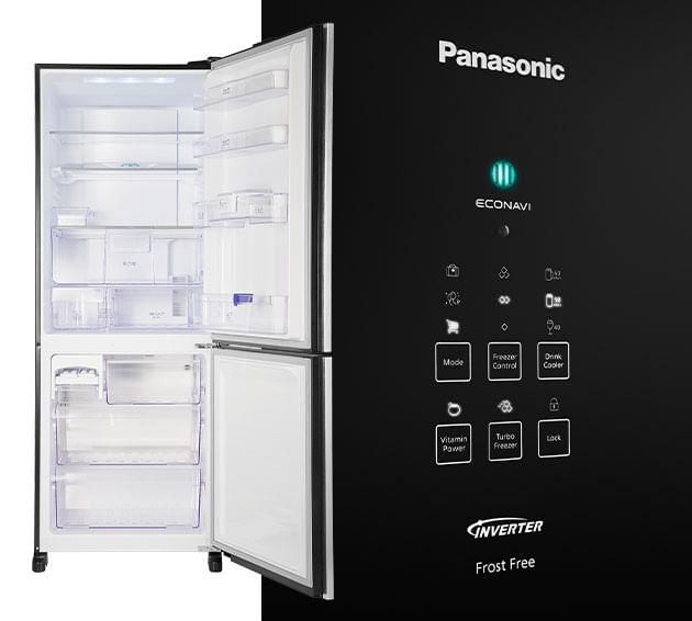 Refrigerador NR-BB53GV3BB Panasonic