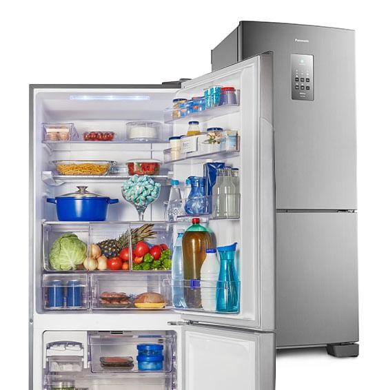 Refrigerador NR-BB53PV3XB Panasonic