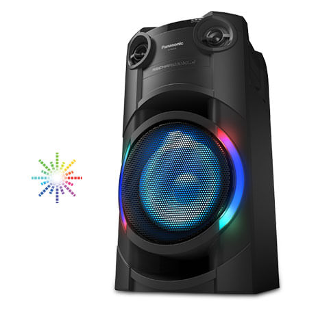 Áudio SC-TMAX20LBK Panasonic