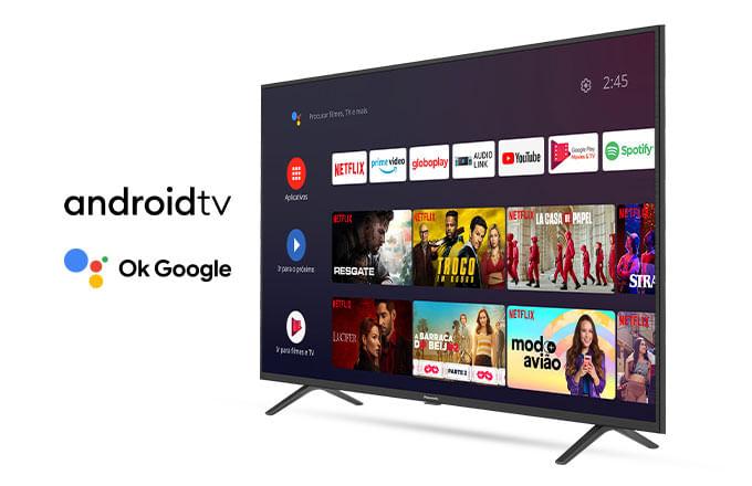 TV PANASONIC 4K ULTRA HD LED TC-55HX550B