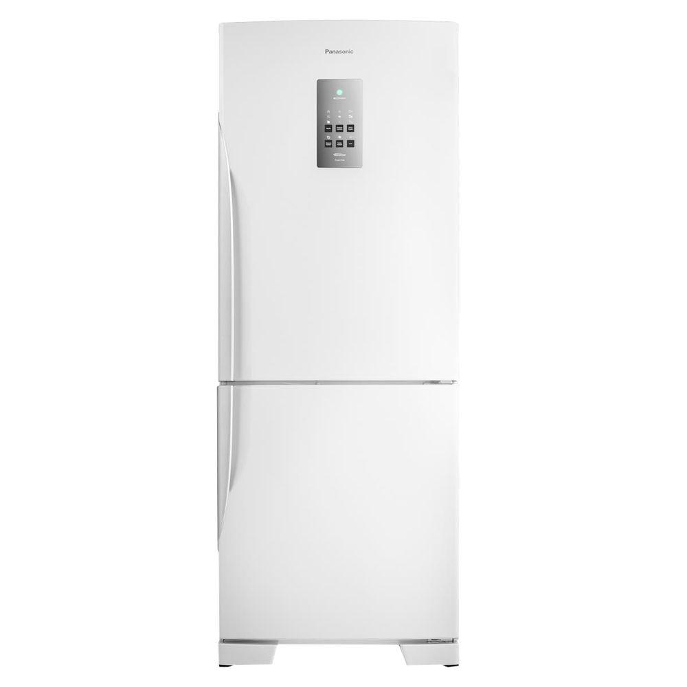Geladeira/refrigerador 425 Litros 2 Portas Branco - Panasonic - 110v - Nr-bb53pv3wa