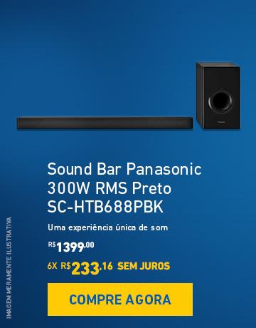 Banner Sound Bar