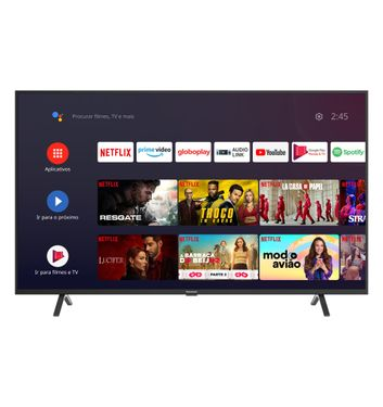 TV PANASONIC 4K ULTRA HD LED TC-50HX550B